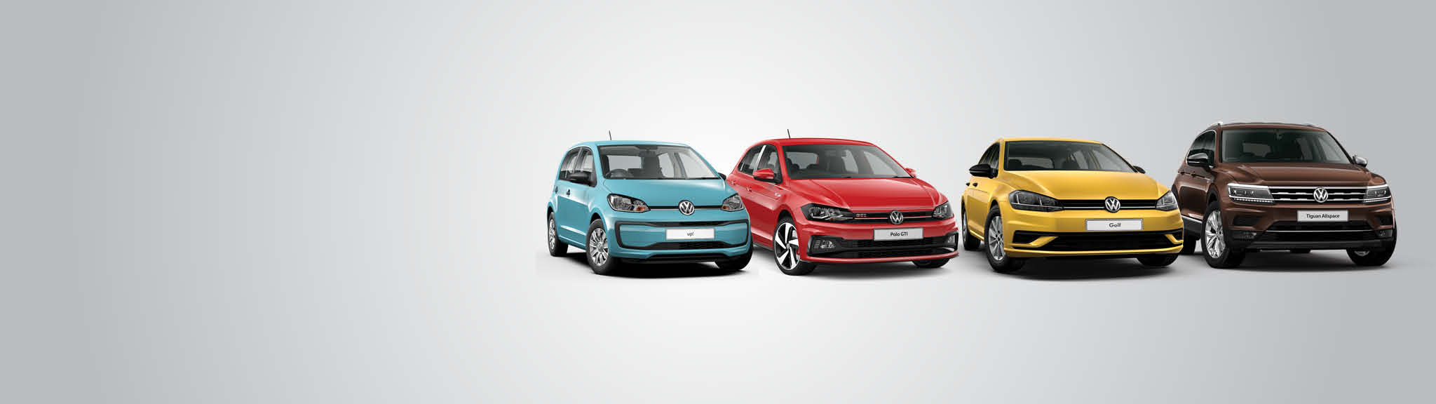 Compare Volkswagen new models