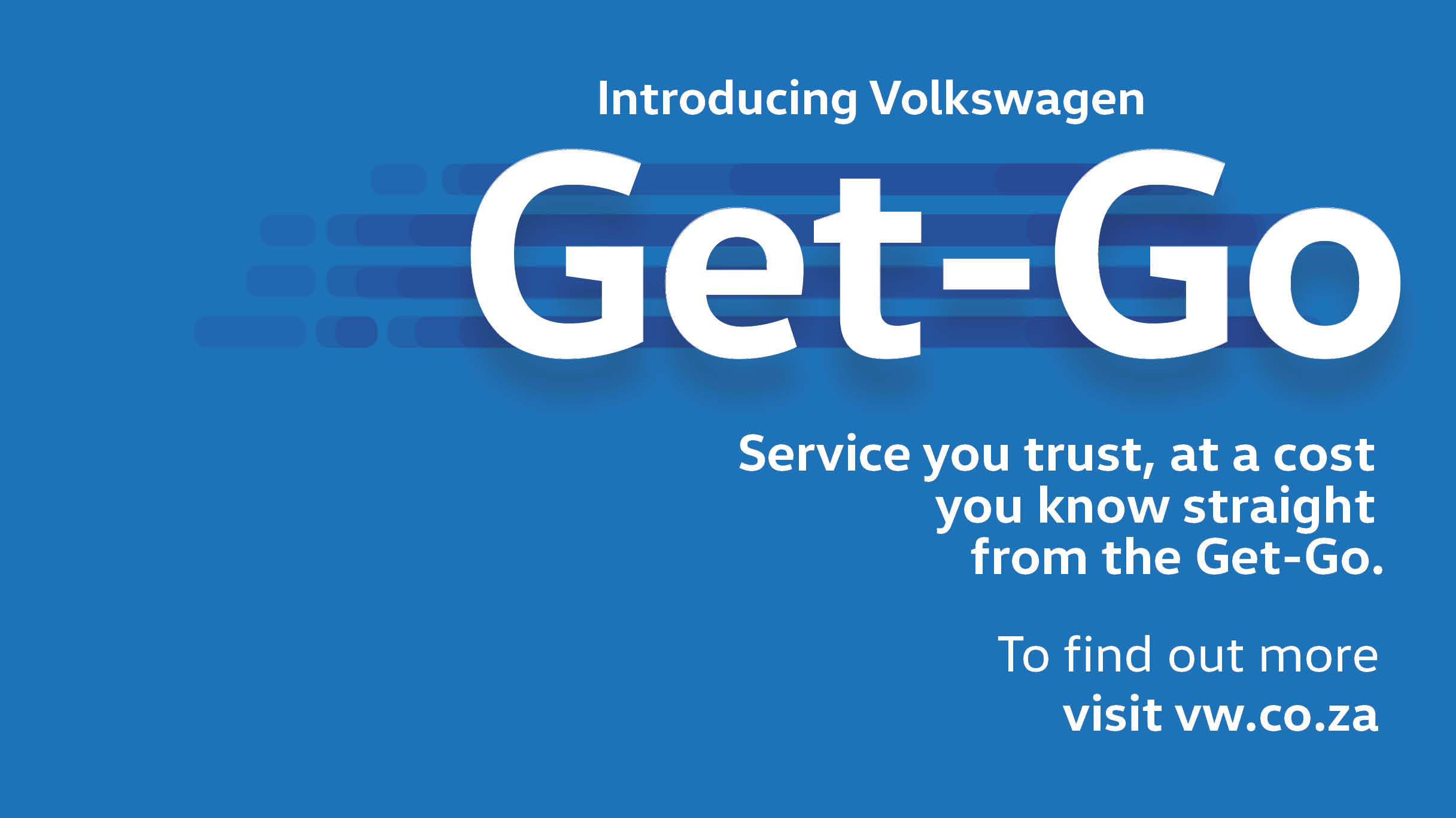 Get-go service offers at Barons VW
