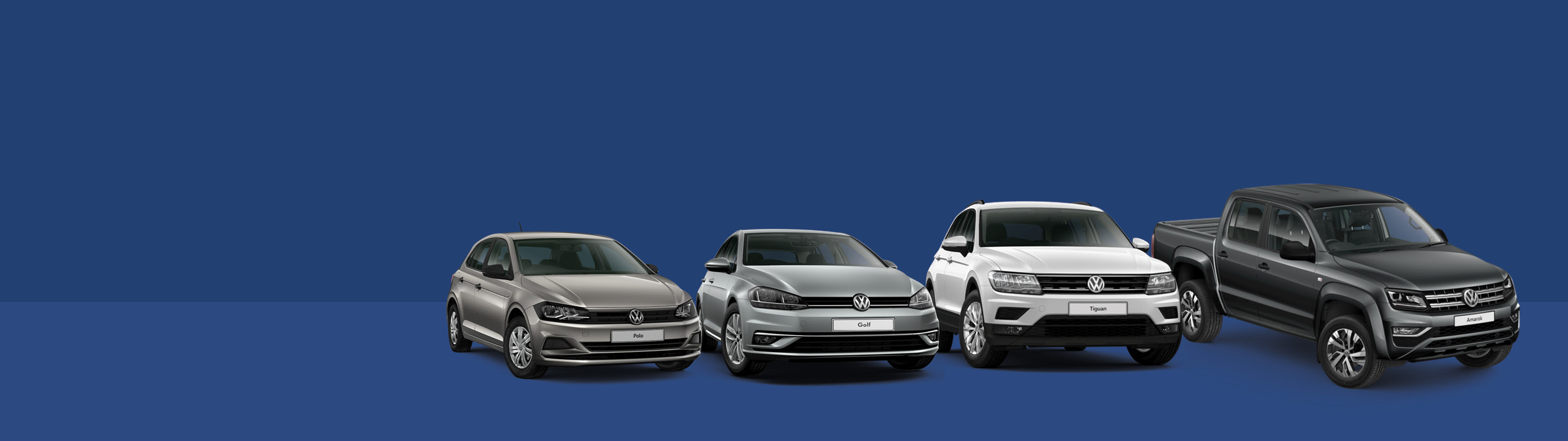 Used vehicles at Barons Volkswagen