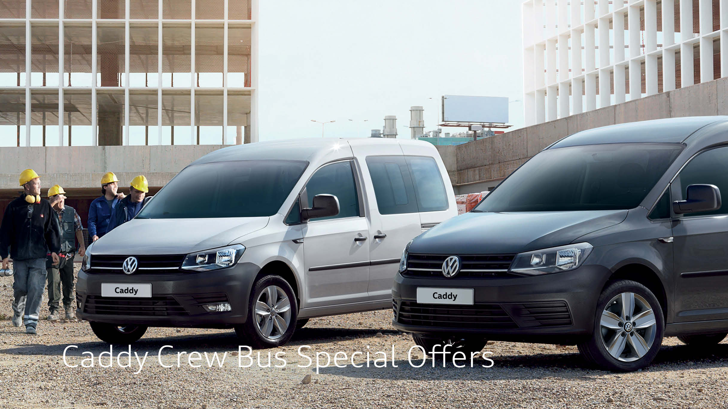 VW SA Caddy offers