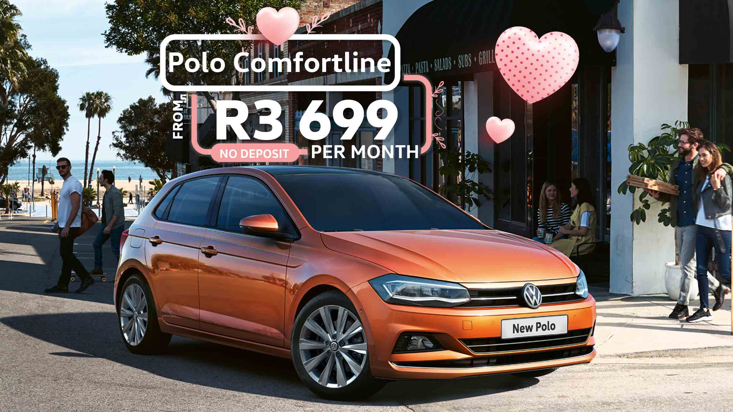 Polo special offers at Barons VW